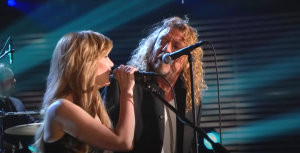 Robert Plant Teams Up With Alison Krauss For New Album