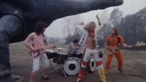 Van Halen Lost Dinosaur Video Unearthed After 40 Years – Watch | Society Of Rock Videos
