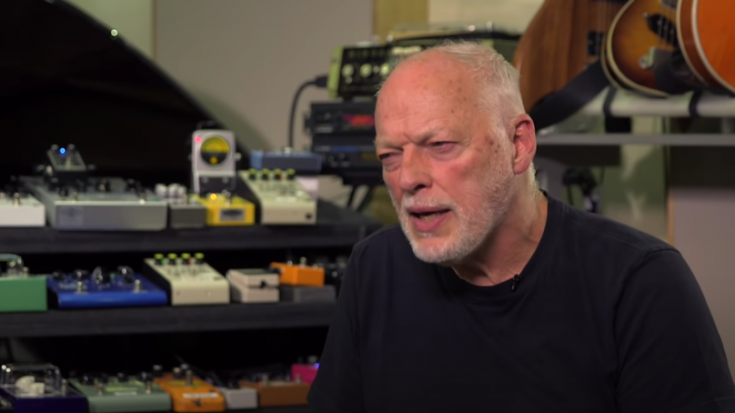 David Gilmour Accuses Roger Waters Of Delaying Progress Of 'Animals' Remix   Society Of Rock Videos