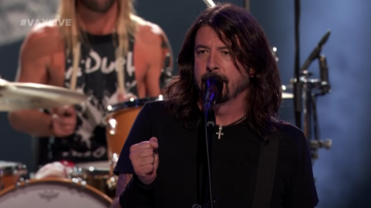 Foo Fighters Will Play A Full Capacity Show In Madison Square   Society Of Rock Videos