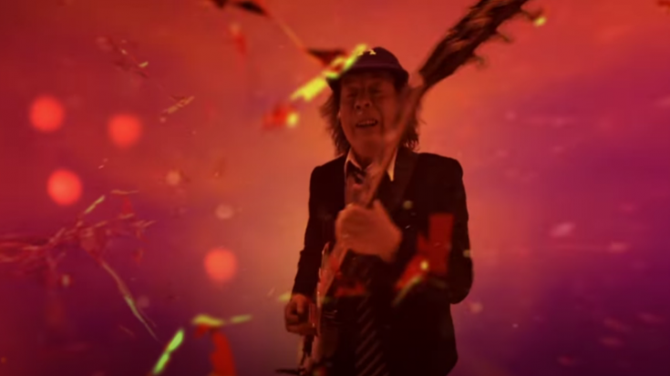 AC/DC Releases Teaser For New Video 'Witch's Spell'   Society Of Rock Videos