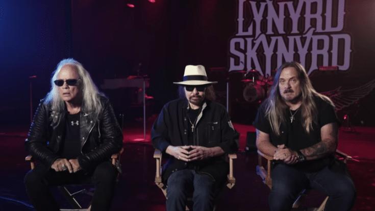 Lynyrd Skynyrd Won't Be Saying Farewell Anytime Soon   Society Of Rock Videos
