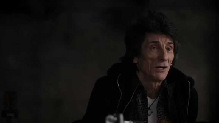 Ronnie Wood Announces New Album 'Mr. Luck – A Tribute to Jimmy Reed' | Society Of Rock Videos