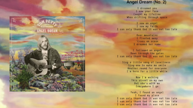 Tom Petty's 'She's the One' Reimagined for 25th Anniversary As 'Angel Dream' | Society Of Rock Videos