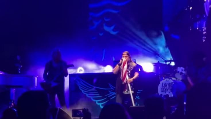 Lynyrd Skynyrd Play 'Free Bird' at Their First Show Back | Society Of Rock Videos