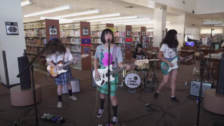 Viral Teen Punk Band the Linda Lindas Sign With Label | Society Of Rock Videos