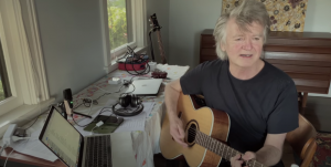 Neil Finn Would 'Step Aside' For Lindsey Buckingham To Join Fleetwood Mac