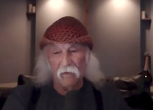 David Crosby On Dating Joni Mitchell And Publicly Breaking Off With Him