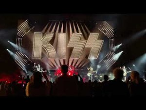 KISS Performs First Post-Covid Show At Tribeca Film Festival In NYC