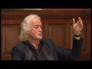 Jimmy Page Recalls 'Paranoid' Moments That Made 'Stairway To Heaven' Guitar Solo