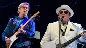 Van Morrison and Eric Clapton Teams Up For New Revamped 'The Rebels'