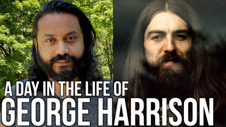 YouTuber Tried Living George Harrison Daily Routine   Society Of Rock Videos
