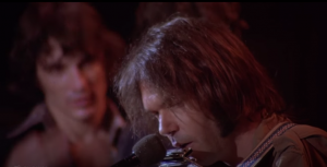 Watch Joni Mitchell, The Band and Neil Young sing 'Helpless'