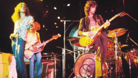 5 Interesting Facts About 'Kashmir' By Led Zeppelin