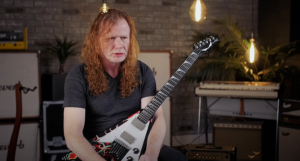 Currently Unknown Bassist Done Recording The New Megadeth Album