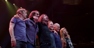 Foo Fighters Postpone Concert After A Covid-19 Case Within Their Team