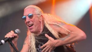 Dee Snider Tested Positive For Covid19