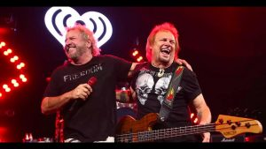 Sammy Hagar Extends Las Vegas Residency After 1st Show Sold Out