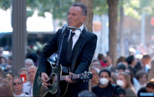 Bruce Springsteen Performs 'I'll See You in My Dreams' at 9/11 Anniversary Memorial