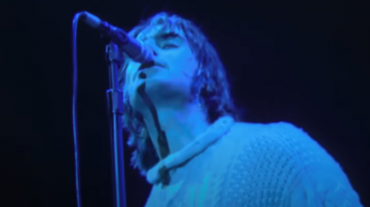 Oasis Release Unseen Video of 'Champagne Supernova' | Society Of Rock Videos