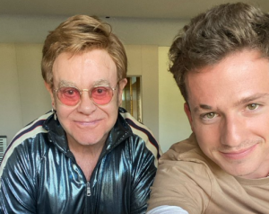 Listen To Elton John's New Song 'After All' With Charlie Puth