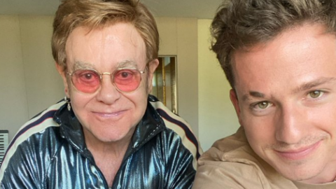 Listen To Elton John's New Song 'After All' With Charlie Puth | Society Of Rock Videos