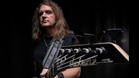 David Ellefson Reveals New Band The Lucid And Release New Single | Society Of Rock Videos