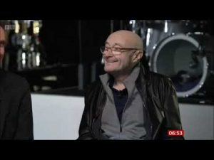 Phil Collins Reveals His Thoughts In Continuing Genesis Tour