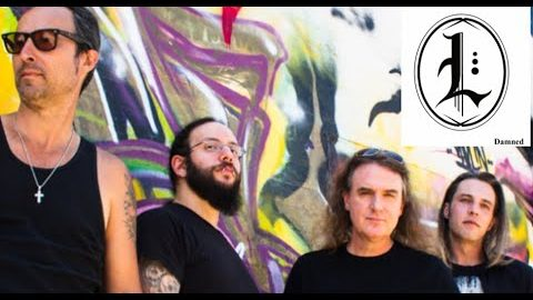 David Ellefson's New Band The Lucid Releases Second Single | Society Of Rock Videos