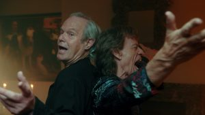 """Watch Mick Jagger Duets With Brother Chris For """"Anyone Seen My Heart?"""""""
