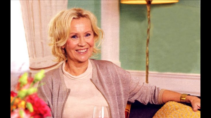 ABBA's Agnetha Fältskog Says Forthcoming Tour Might Be The Final One   Society Of Rock Videos