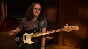 Geddy Lee To Receive Honored With Lifetime Achievement Award