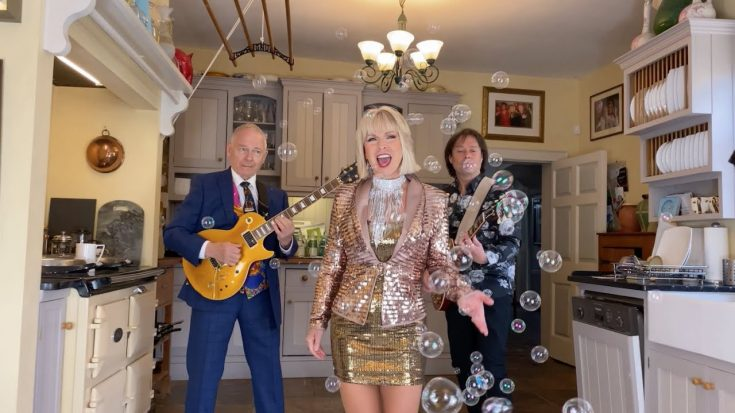"""Toyah Release """"Rhythm In In My House"""" Video With Robert Fripp 