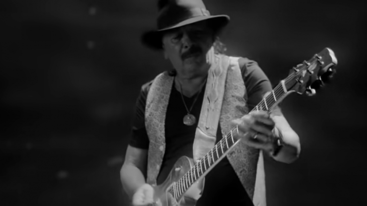 """Santana Reunites With Rob Thomas Releases New Music Video """"Move"""" 