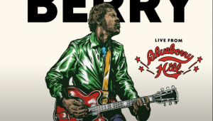 """Chuck Berry """"Live From Blueberry Hill"""" Album Set For Release"""