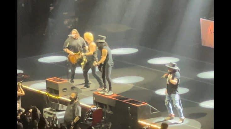 Watch Wolfgang Van Halen Perform With Guns n' Roses | Society Of Rock Videos